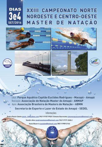 Cartaz da competição